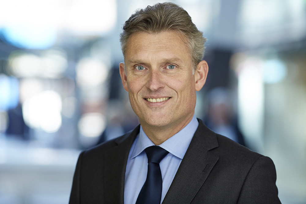 CEO Erik-Jan Jansen
